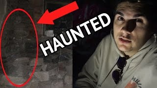 HAUNTED ABANDONED ZOO! (REAL GHOST)