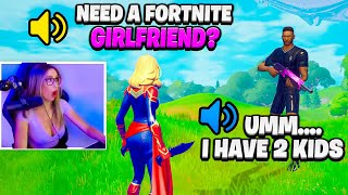 Fortnite Streamers Funniest Moments! #37