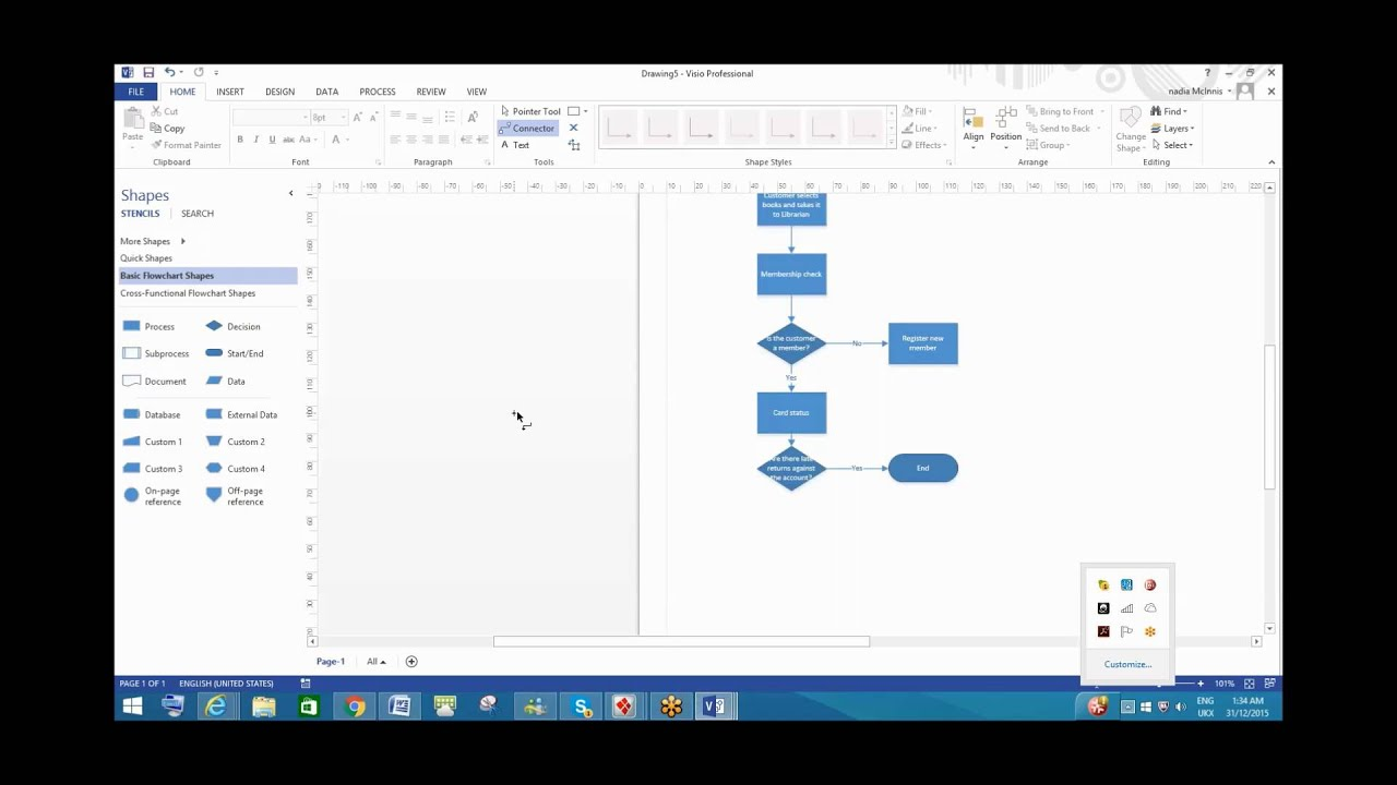 Business process flow basics youtube business process flow basics nvjuhfo Image collections