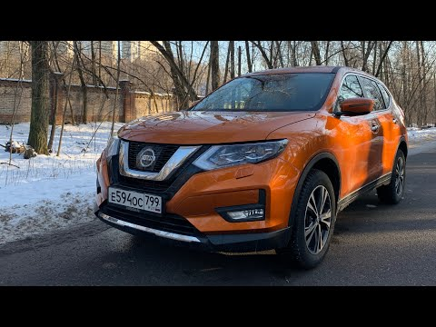 Взял Nissan X-trail с Яндекс Авто - топовый не топ!
