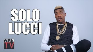Solo Lucci Details Trap House Incident Where He Lost His Friend & Got Hit Twice (Part 2)