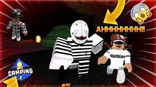 LE MURDER DU CAMPING 2!!!  ft. FCA VENOM(ROBLOX CAMPING 2)