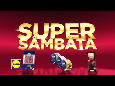 Super Sambata la Lidl • 13 Mai 2017