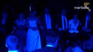 Baixar Giglog DJ Marco Maribello: Hochzeit in einer wunderschön beleuchteten Scheune