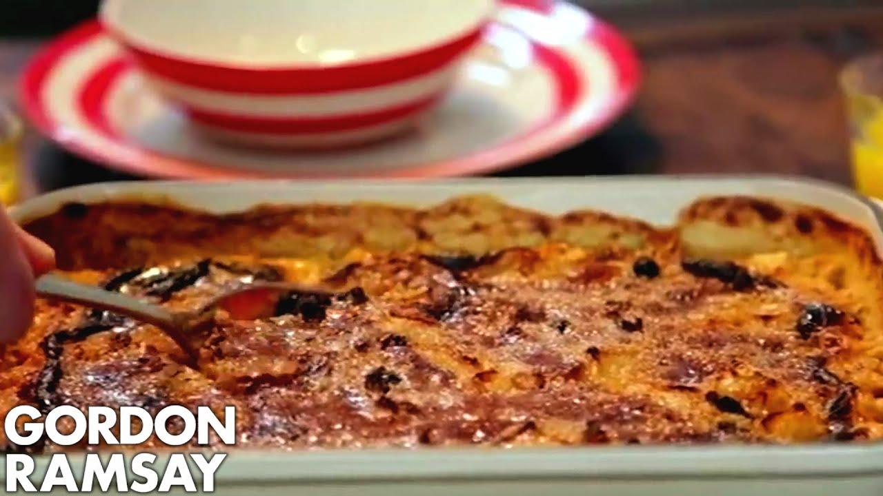 Gordon Ramsay's Spiced Baked Porridge Recipe