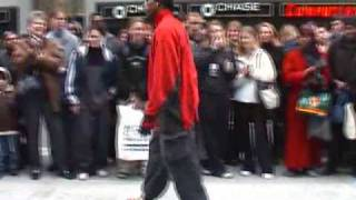 Break Dancing - Times Square - New York