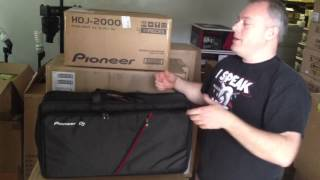 pIONEER DJC-SC5 Soft Case Bag Backpack for DDJ-SX DDJ-T1 DDJ-S1  agiprodj.com