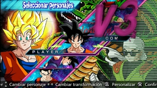 Dragon Ball Z Shin Budokai 5 mod download