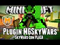 Plugin MGSkyWars - SkyWars com PLACA Minecraft
