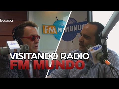 Visitando Radio FM Mundo
