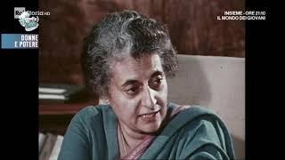 Una donna un paese - Indira Gandhi (1972)