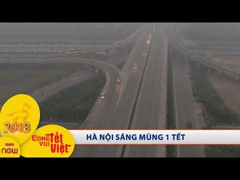 Hà Nội tĩnh lặng sáng Mùng 1 | VTC1