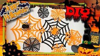 halloween 2016. DIY  Простые и легкие поделки на Хэллоуин для детей. Торты/Угощение/сладости