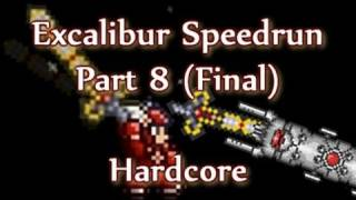 Terraria - Excalibur Hardcore Speedrun Final Part (8) thumbnail