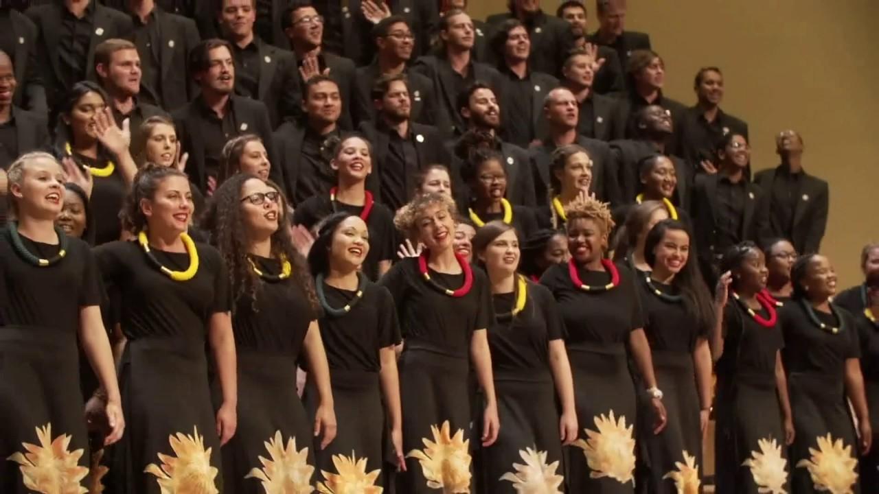 Stellenbosch University Choir - Sizongena