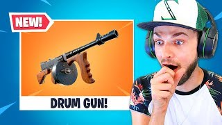 the Drum Gun's RETURN!