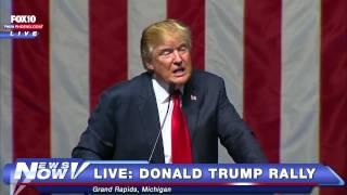 FULL Donald Trump Rally - Grand Rapids, Michigan 12-21-15