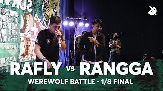 RAFLY vs RANGGA | Werewolf Beatbox Championship 2018 | 1/8 Final MP3