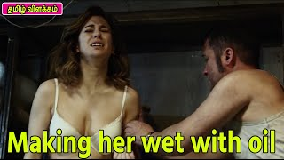 THE BAR (2017) | Hollywood movie story explained & review in Tamil | Movie review Tamil