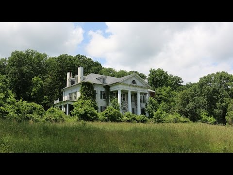 ABANDONED PLACES : Selma Plantation Mansion