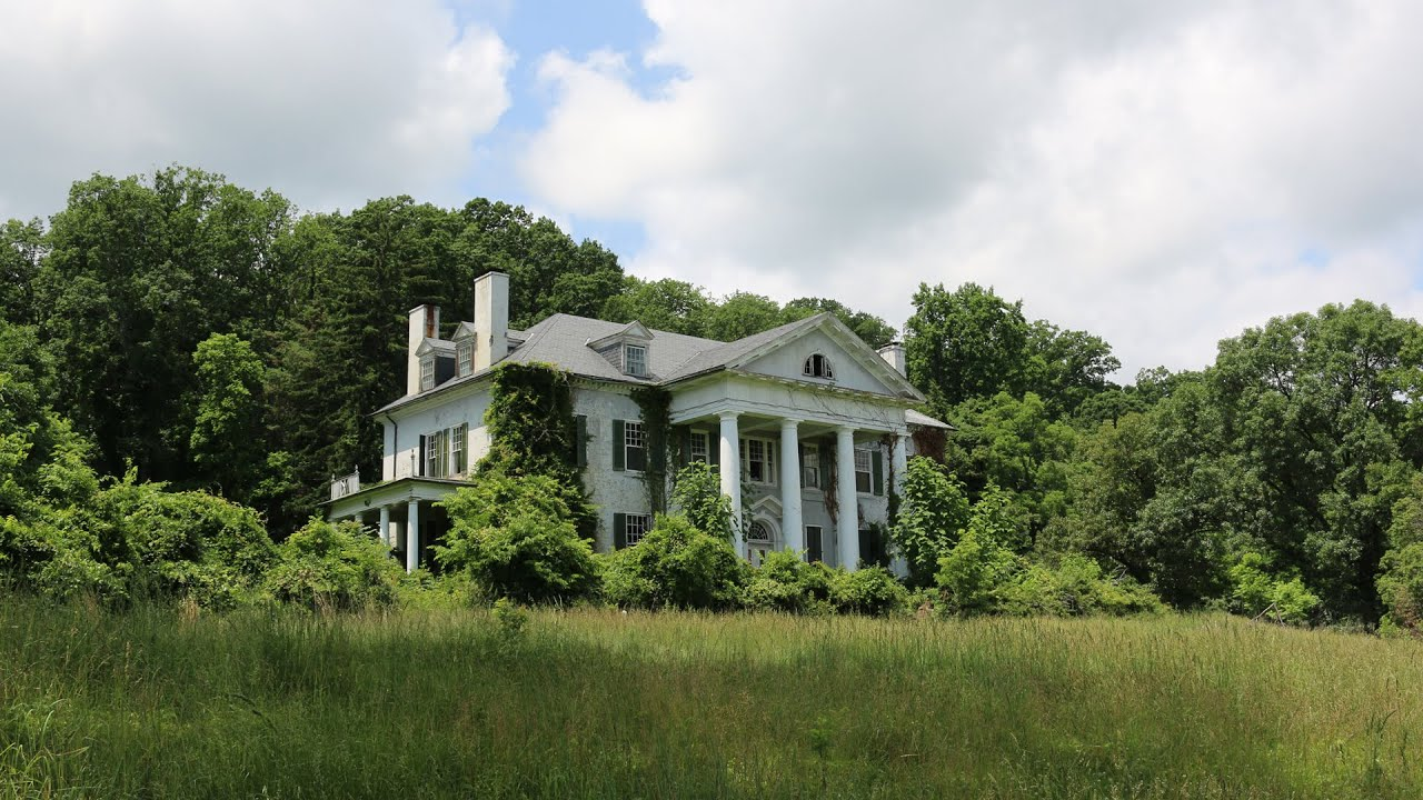 ABANDONED VIRGINIA: Selma Plantation Mansion - YouTube