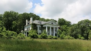 Abandoned Selma Plantation Mansion