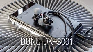 Обзор Hi-Fi наушников Dunu DK-3001. Пока что лучшие IEM из тех, что я слушал.
