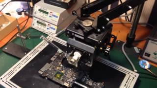 видео Особенности ремонта ноутбуков