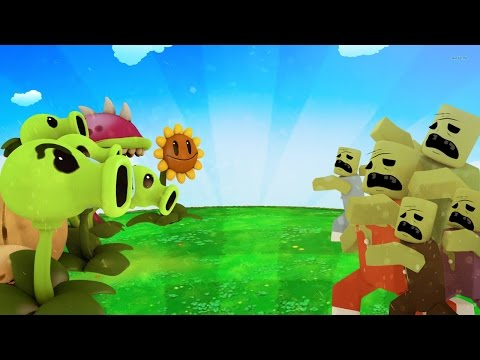 Roblox | PLANTS VS ZOMBIES FIRST PERSON SHOOTER IN ROBLOX! (PVZ Roblox Adventure)