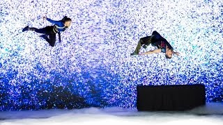 Red Bull Flying Illusion 2014 Germany: Weltpremiere in Berlin