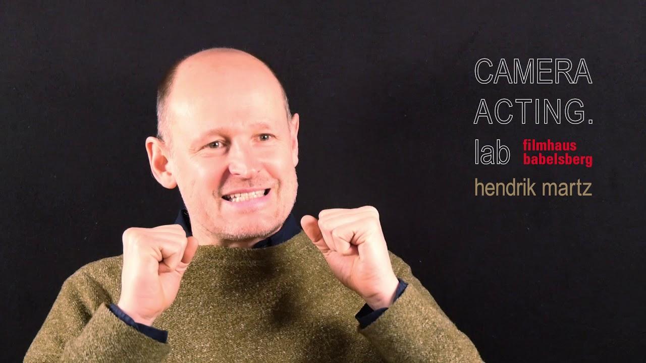 Hendrik Martz über seine Arbeit als Schauspiel-Coach - YouTube