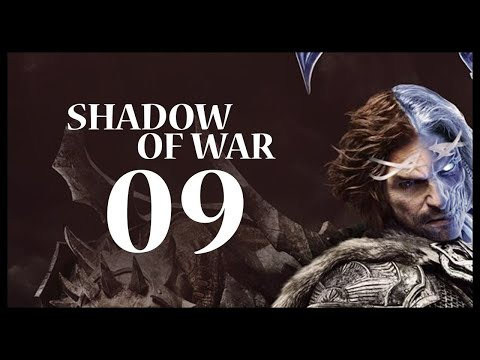 Middle-earth: Shadow of War Gameplay Walkthrough Let's Play Part 9 (NEMESIS ARRIVES)