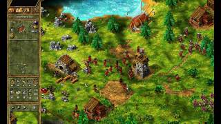 Settlers 4 Play on Arch Linux