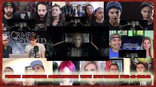 Реакция Американцев на тизер-трейлер Фантастические твари: Преступления Грин-де-Вальда 2018 HD