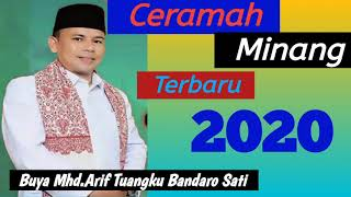Pasti ketawa mendengarnya / Muhammad Arif Tuangku Bandaro Sati / Ceramah Minang