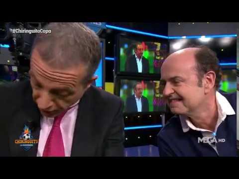JUANMA LLEGÓ, VIO y SUSURRÓ a SORIA: España sabe de qué vas... ¡QUE ERES DEL BARÇA...!