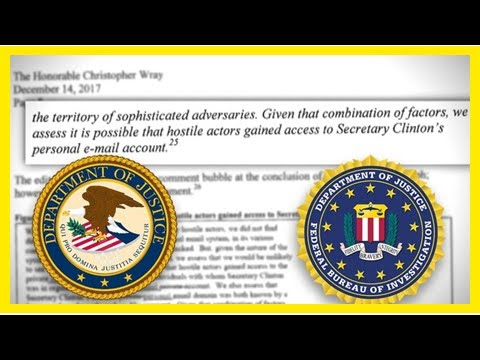 Gregg jarrett: did the fbi and the justice department, plot to clear hillary clinton, bring down tr