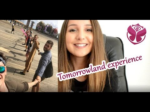 My Tomorrowland journey Part 1
