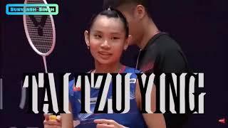 Badminton World Women's Singles Rank #1 TAI Tzu Ying | 戴資穎 2020