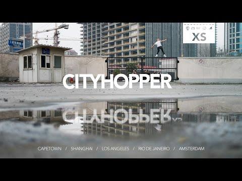 CITYHOPPER WORLD xs: SVEN BOEKHORST