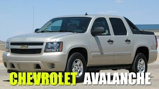 [WOW] 2018 Chevrolet Avalanche - Autocar Insight