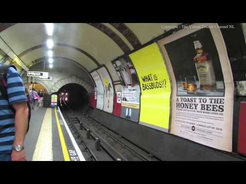Chalk Farm Tube Station in London