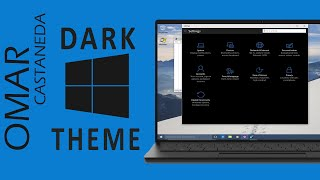 ACTIVAR TEMA SECRETO EN WINDOWS 10 DARK THEME