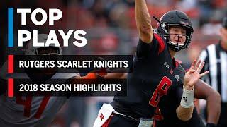 2018 Season Highlights: Rutgers Scarlet Knights | Big Ten Football