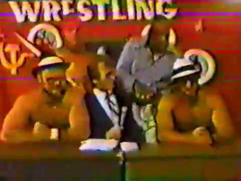 NWA Southeastern Championship Wrestling June 9 1984