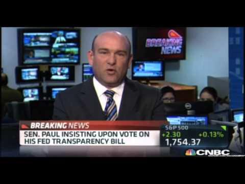 Rand Paul Threatens To Block Janet Yellen