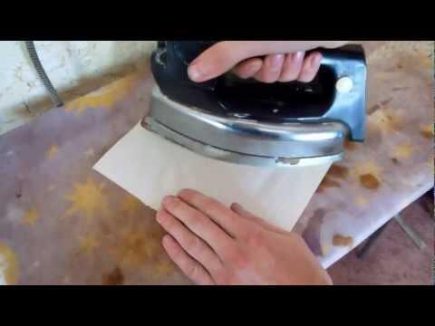 Печатная плата в домашних условиях