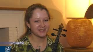 Французские гастроли студенческого оркестра КазНУИ