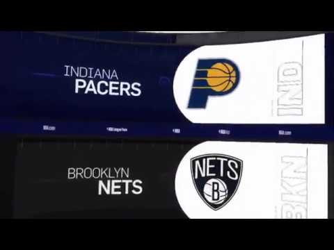 Indiana Pacers vs Brooklyn Nets Game Recap | 12/21/18 | NBA