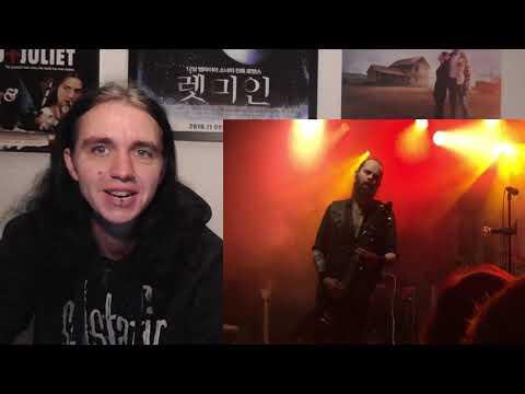 Sólstafir - Concert Review (Stuttgart, 03.12.2018)